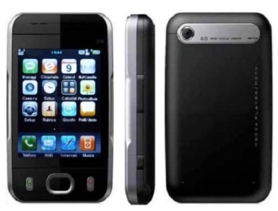 Anycool dual sim touch screen cinese