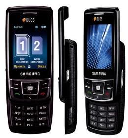 Samsung dual sim D880