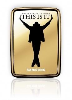 Samsung s2 micahel jackson