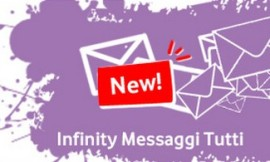 Vodafone infinity sms tutti