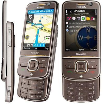 Nokia 6710 navigator foto