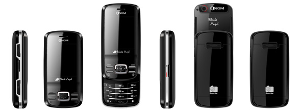 dual sim Ngm black angel