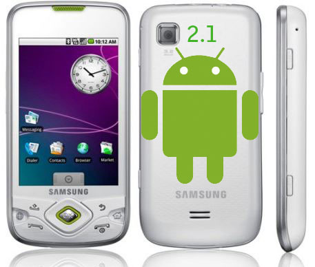 samsung galaxy foto android 2.1