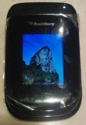 BlackBerry 9670 FLIP FOTO
