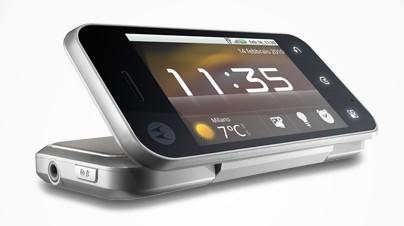 Motorola blackflip sveglia