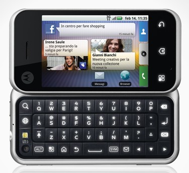 Motorola blackflip
