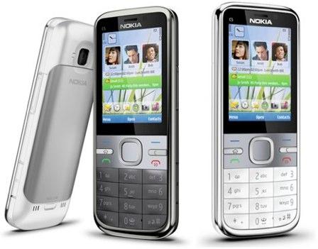 Nokia C5 foto