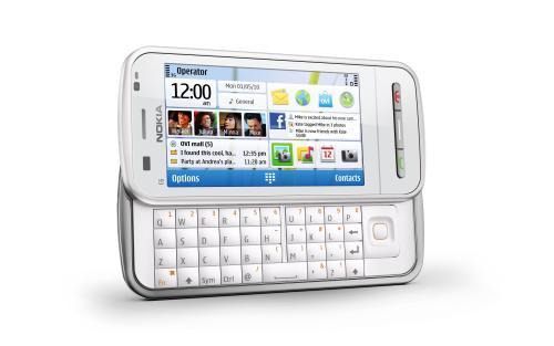 Nokia C6 foto