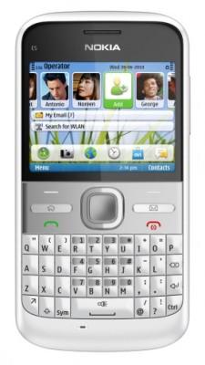 Nokia E5 foto prezzo caratteristiche