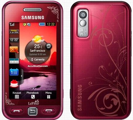 Samsung Star S5230 LaFleur