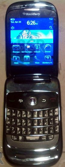blackberry-9670 flip foto