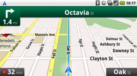 google maps su cellulare