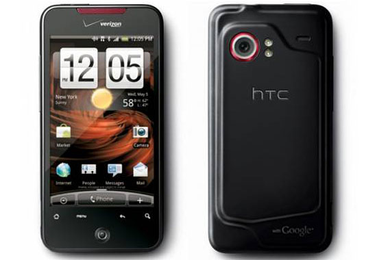 htc droid incredible foto immagine