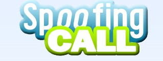 spoofing call chiamate sms anonimi