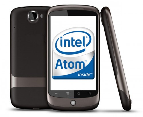 Atom Intel Android