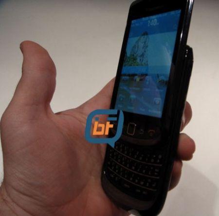 Blackberry blod 9800 slider