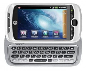 HTC Magic Slide