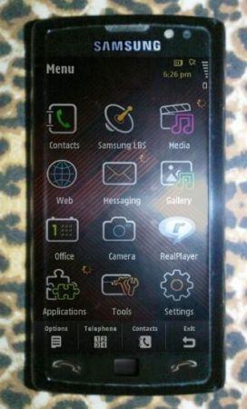 Samsung Omnia HD2