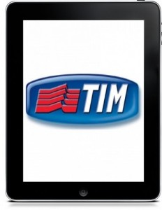 Tim iPad tariffe