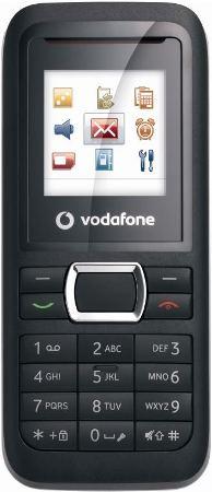 Vodafone 247 cellulare solare