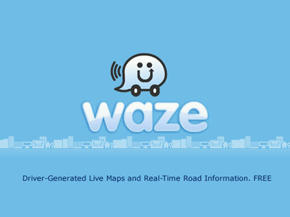 Waze per blackberry