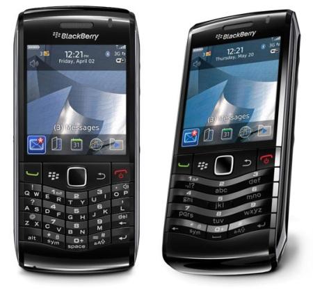 blackberry Pearl 3 G foto