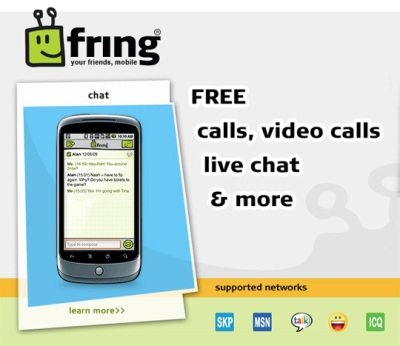 fring android