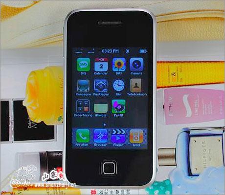 iphone 4 g cinese foto