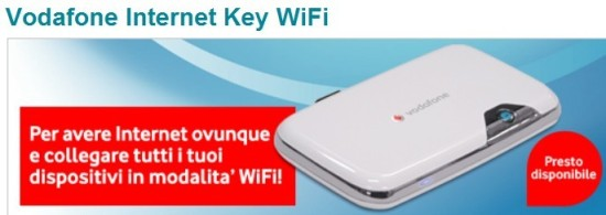 vodafone internet key wi fi ipad tablet