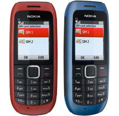 Nokia c1 dual sim
