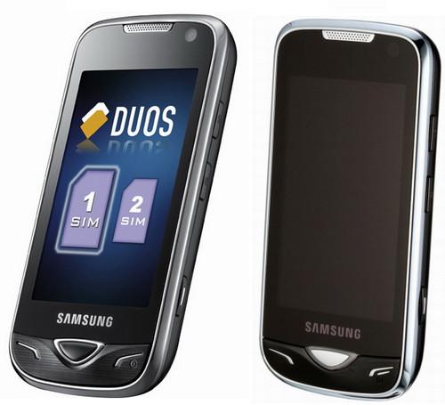 Samsung dual sim touchscreen B7722