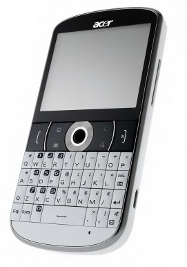 acer be touch E130 foto