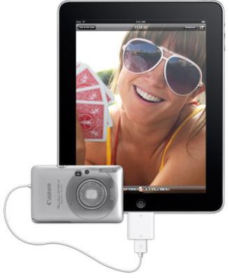 fotocamera kit ipad