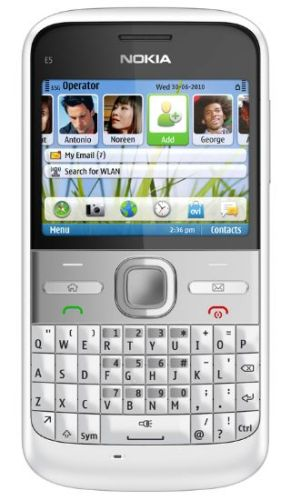 Nokia E5 prezzo ufficiale e specifiche