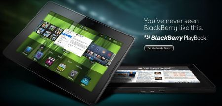 BlackBerry PlayBook: il Tablet secondo RIM