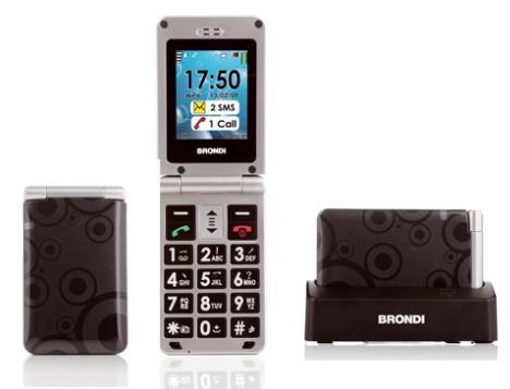 Cellulari per anziani brondi, prezzi caratteristiche e foto