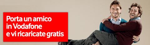 Porta un amico in vodafone 2011 come funziona settimocell - Vodafone porta un amico ...