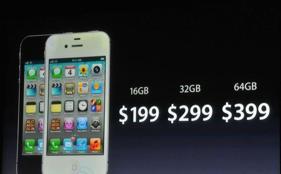 prezzo iphone 4s nuovo unieuro