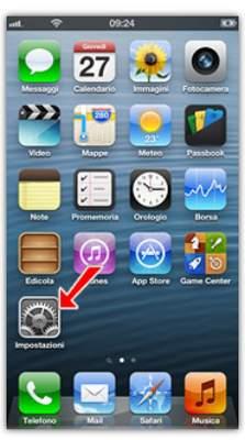 Come configurare internet Wind su iPhone | Settimocell