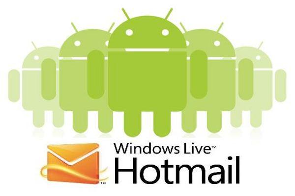 Come configurare hotmail su android settimocell - Porta smtp hotmail ...