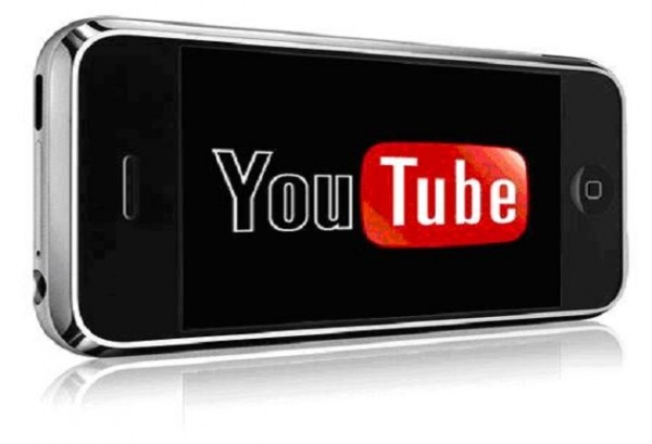 Youtube da cellulare