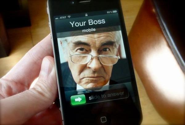 Telefonata iPhone