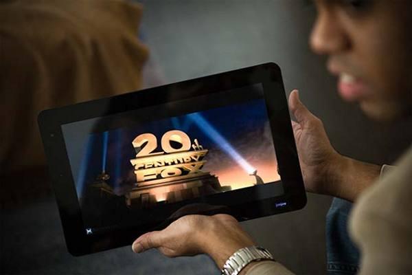 Film su tablet