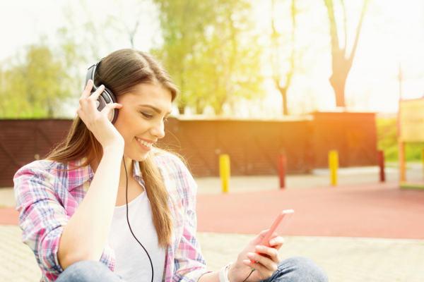 Musica al cellulare