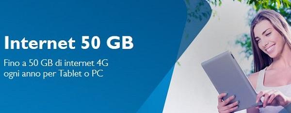 TIm Internet 50 GB