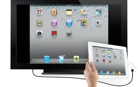 TV iPad