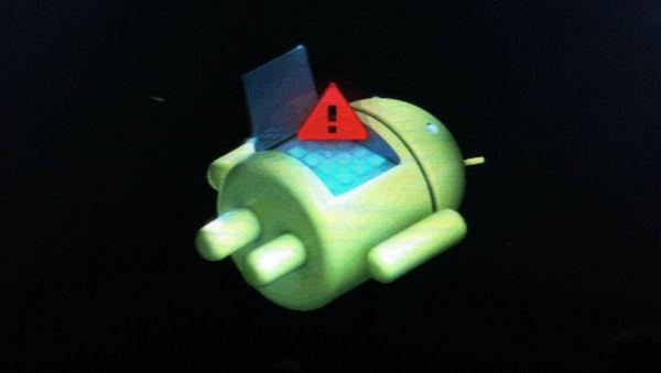 Android morto