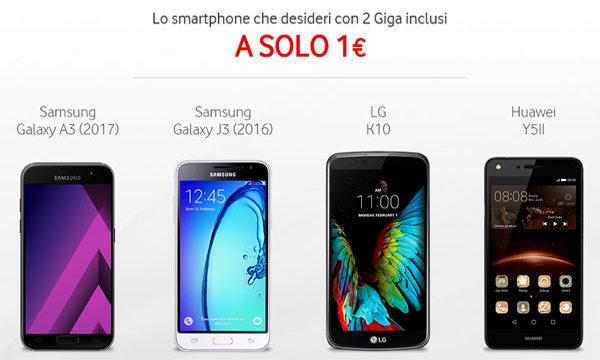 Smartphone 1 euro